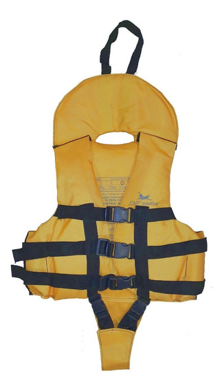 Chaleco Deportivo Kayak Niños Ski Hasta 40kgs Emp Nautica