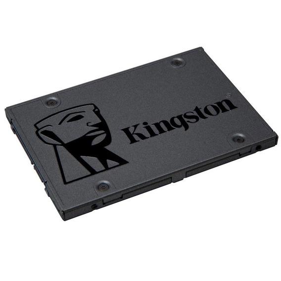 Hd Ssd Kingston 120gb A400 Sata3 500mb/s