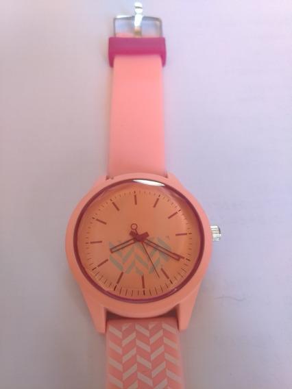 Relógio Rosa Feminino