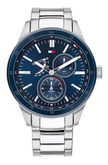 Reloj Tommy Para Caballero Modelo: 1791640 Envio Gratis