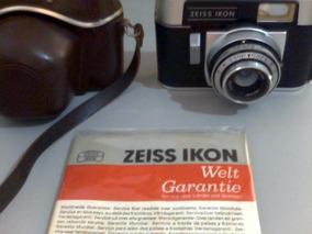 Câmera Zeiss Ikon Colora