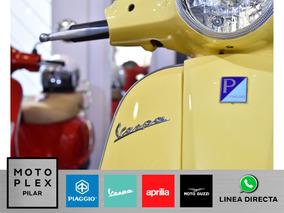 Vespa Vxl 150 Motoplex Pilar 2018 Nueva Entrega Inmediata