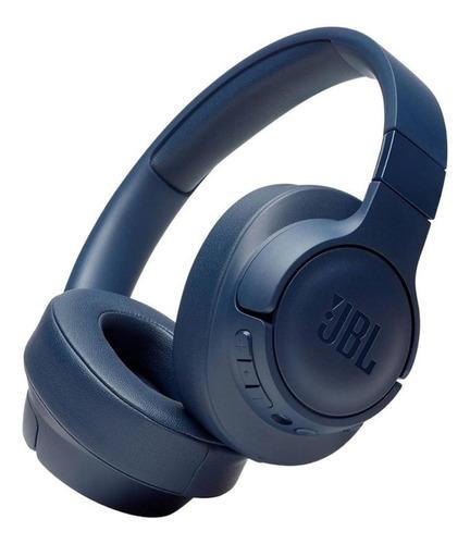 Imagen 1 de 3 de Audífonos inalámbricos JBL Tune 750BTNC blue