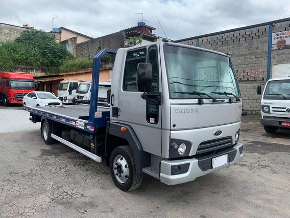 Ford Cargo 816 Reboque Prancha De 6,20 Metros 17/18