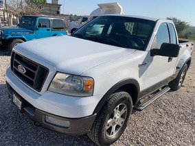 Ford Lobo 5.4 Sport Fx4 Cabina Regular 4x4 Mt 2005