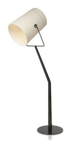 Lampara De Pie Alivar Living Diseño Aluminio E27 12w