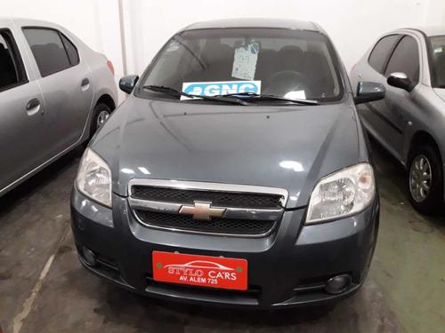 Chevrolet Aveo 2011 Full C Gnc 5ta
