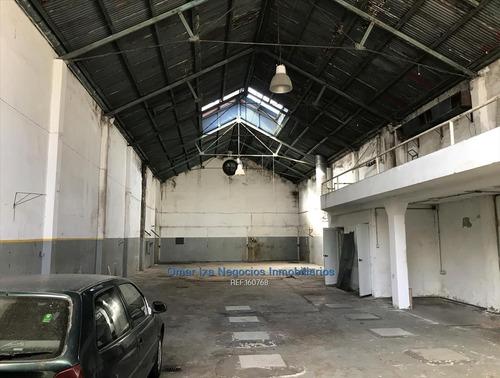 Alquiler Local Industrial Aguada Galpon Comercial Deposito