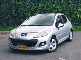 Peugeot 207 Allure 1.6 At Skyview