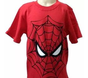 Camisa Camiseta Adulto Super Heróis