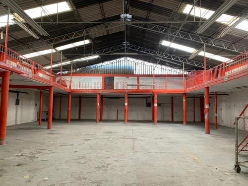 Bodega Comercial Renta Iztacalco