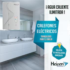 Calefon Eléctrico Quito - Calefón De Inducción Alemán