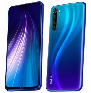 Celular Xiaomi Not 8 64gb Neptune Blue