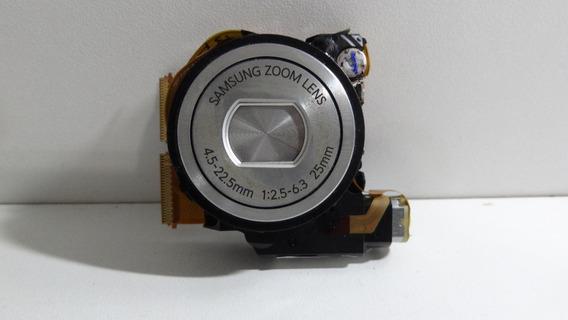Bloco Óptico Prata Samsung St77, St64, Mw900, Dv300 Original