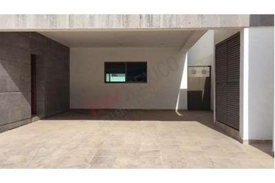 Renta Casa Real Del Nogalar 4 Recamaras Equipada, Torreon, Coah.