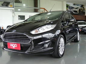Ford Fiesta 1.6 Titanium Hatch 16v Powershift