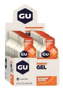 Gel Gu Energy - 24 Sachês (vários Sabores)
