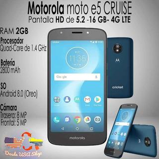 Moto E5 Cruise 16gb 4g