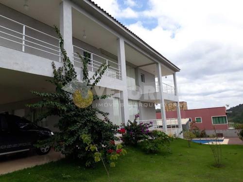 Imagem 1 de 28 de Casa Alto Padrão Com 5 Dormitórios À Venda, 456 M² Por R$ 1.200.000 - Ouro Fino - Santa Isabel/sp - Ca0643