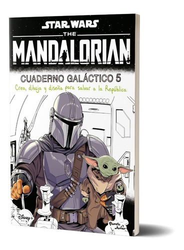 Star Wars. The Mandalorian. Cuaderno Galáctico 5   De Disney