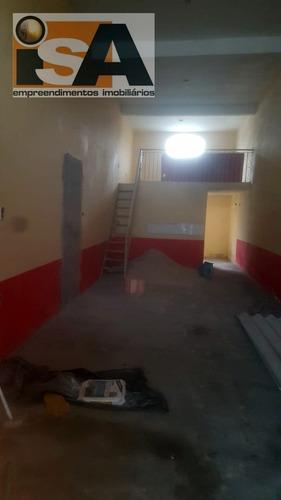 Salão Em Parque Residencial Marengo - Itaquaquecetuba, Sp - 2918