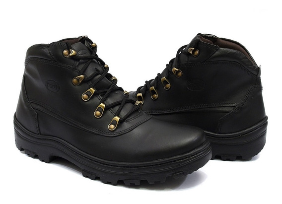 Bota Adventure - Boot Em Couro