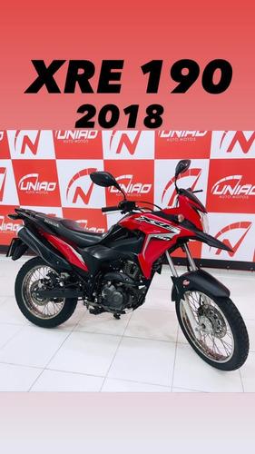 Imagem 1 de 7 de Honda/xre 190