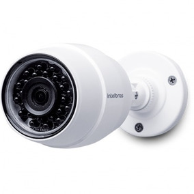 Camera De Seguranca Externa Wi-fi Hd - Ic5 Intelbras