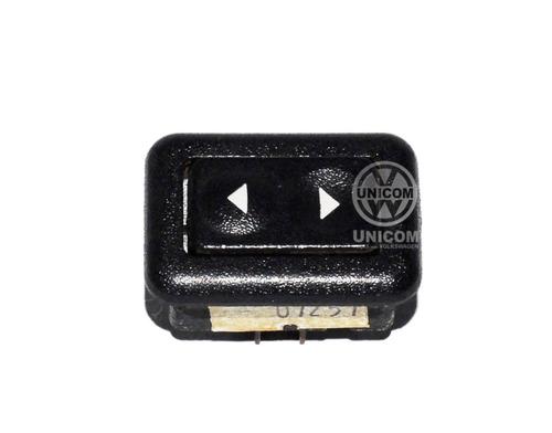 Interruptor Vidro Porta Simples Verona Original Volkswagen