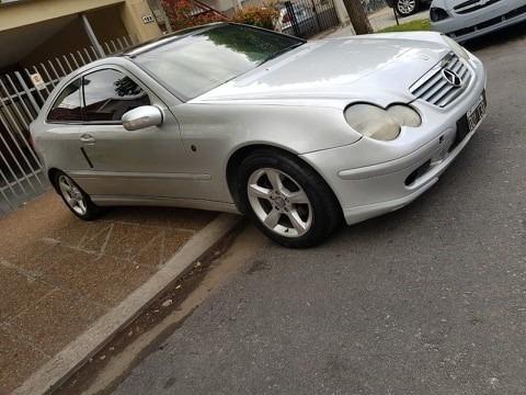 Mercedes-benz Clase C 2.0 C200 Sportcoupe Kompre