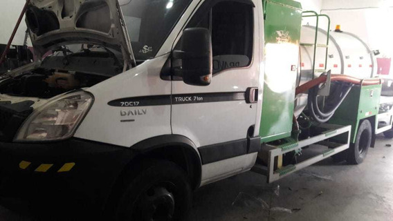 Iveco Daily 70c17 Cs Tanque 2013
