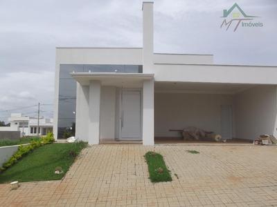 Casa Residencial À Venda, Residencial Portal Do Lago, Sumaré. - Ca0003