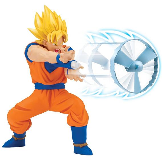 Figura Dragon Ball Lanzadores 17 Cm Vegeta