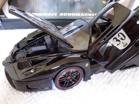 Ferrari Fxx 30 M.schumacher 1/18 - Hot Wheels # Ñ Senna #