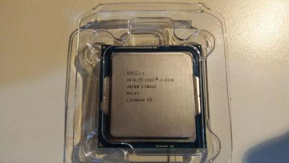 Processador Intel Core I3 4330 3.5ghz 4mb Lga 1150 Oem