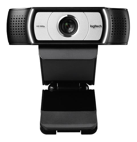 Imagen 1 de 8 de Webcam Logitech C930e Usb 1920x1080 Hd Vision 90 Grados Pce