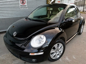 Volkswagen New Beetle 2.0 Luxury Cuero Camel