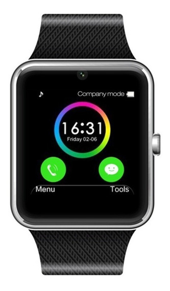 Smart Watch Gt08 Reloj Inteligente Celular Iwatch Sim Camara