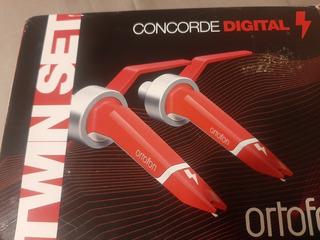 Ortofon Concorde Digital