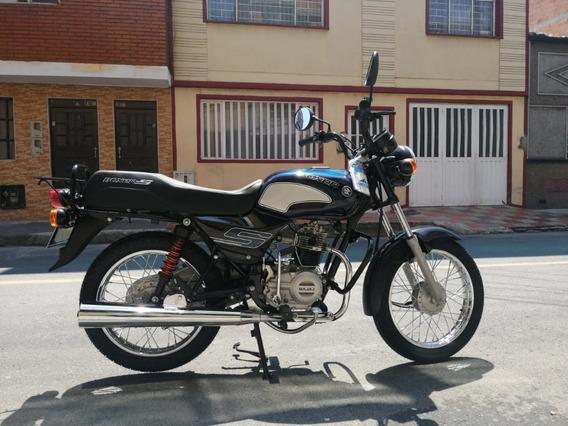 Boxer S 100