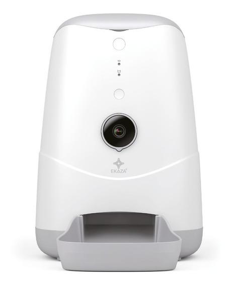 Nutri Alimentador Inteligente Com Câmera Ekaza Pet Animal