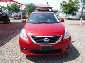 Nissan Versa Exclusive 2014 Automático