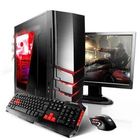 Pc Gamer Tela 19 Amd Fx 8300 3.2ghz, Rx 550 4gb, 16gb