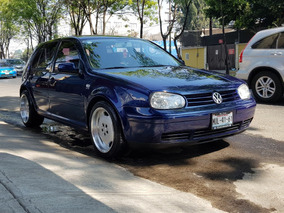 Golf 2004 Trendline Automatica Electrica Impecable Equipo