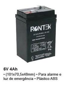 Bateria 6vx4ah Para Balanças Elet E Outros