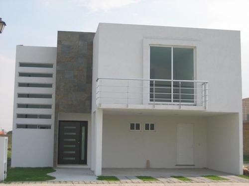 Se Renta Casa En Zerezolta San Pedro Cholula