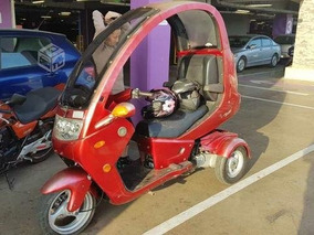 Moto Scooter Tres Ruedas, Trike