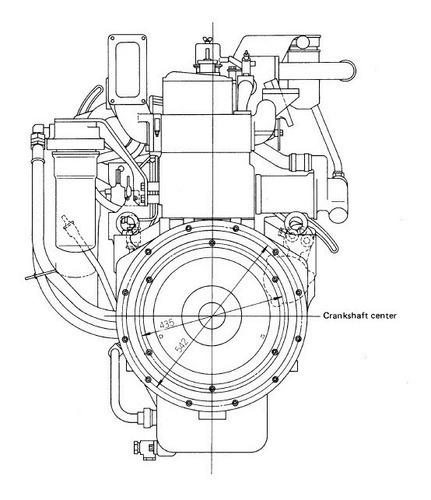 Imagem 1 de 1 de Manual Serviço Do Motor Cummins N855 Komatsu