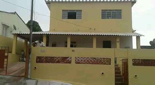 Casa À Venda Na Rua Atílio Pifer, Sepetiba, Rio De Janeiro - Rj - Liv-2067