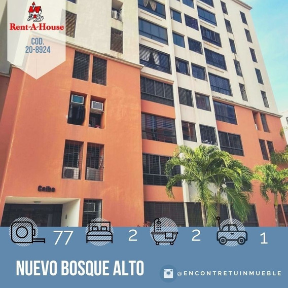 Apartamento En Venta Maracay, Nuevo Bosque Alto 20-8924 Scp